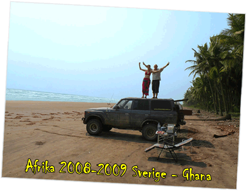 Afrika expedition 2008-09